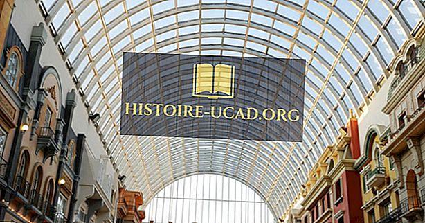 Най-големите затворени търговски центрове в Канада
