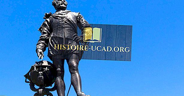 Sir Francis Drake - famosi esploratori del mondo