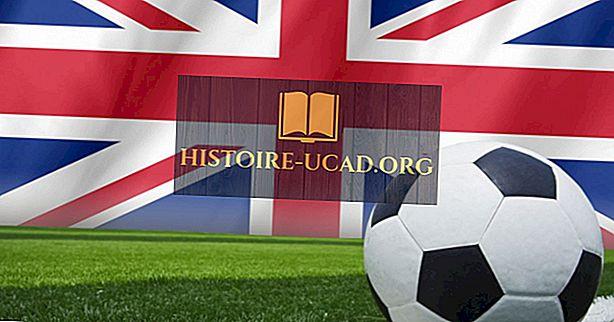 Najpopularniji sportovi u Velikoj Britaniji