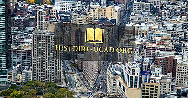 De eldste skyskraperne i USA