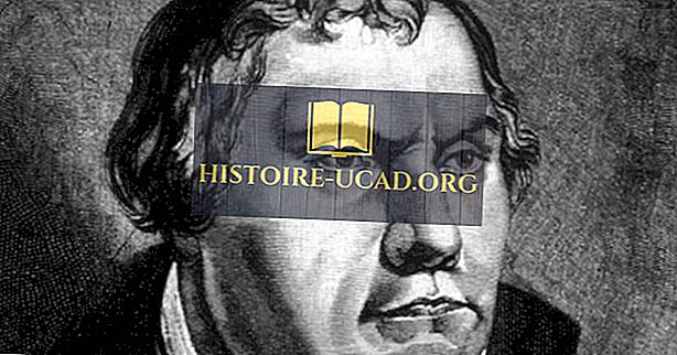 Martin Luther - důležité postavy ve světových dějinách