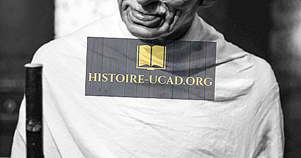 Mahatma Gandhi - Wichtige Persönlichkeiten der Weltgeschichte