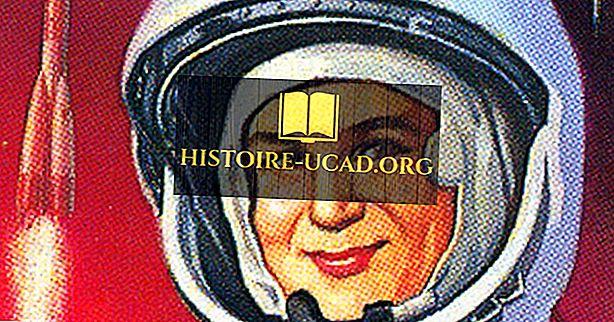 toplum - Valentina Tereshkova - Evrenin Ünlü Kaşifleri