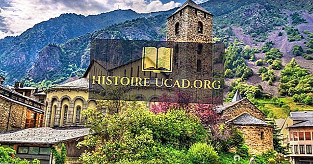 Bahasa apa yang digunakan di Andorra?