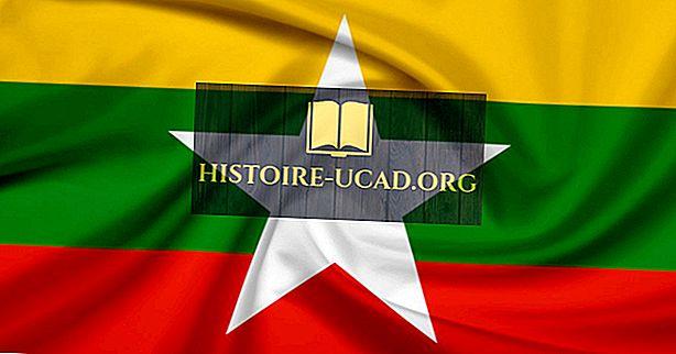 Katere jezike govorijo v Mjanmaru (Burmi)?