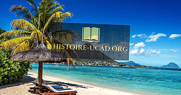 Vilka språk talas i Mauritius?