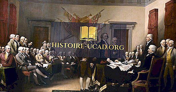 John Adams - USA presidendid ajaloos