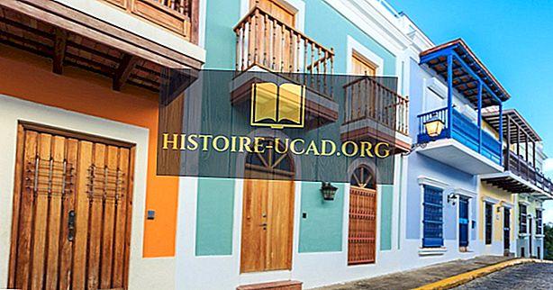 5 Krásná města v Karibiku