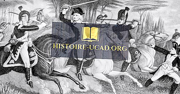 toplum - Cowpens Savaşı: Amerikan Devrim Savaşı