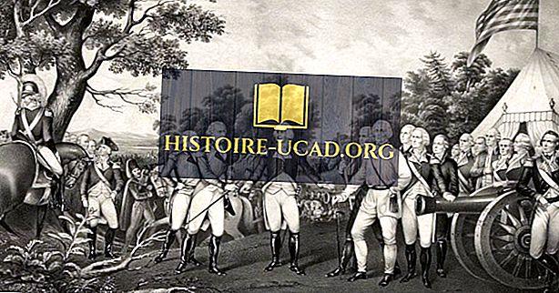 Pertempuran Saratoga: Perang Revolusi Amerika