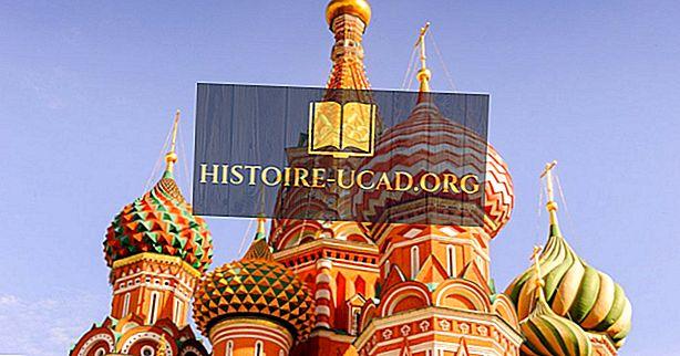 10 Fakta yang Tidak Anda Ketahui tentang Rusia