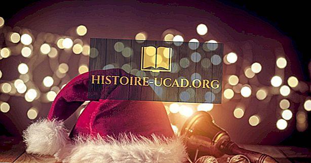10 różnych wersji Świętego Mikołaja z całego świata