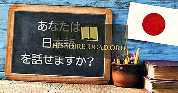 Ngôn ngữ nào được nói ở Nhật Bản?
