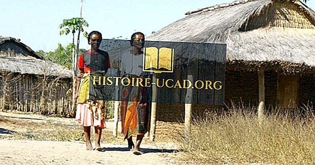 Madagaskarin kulttuuri