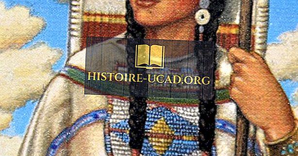 Sacagawea: अमेरिकी इतिहास में महत्वपूर्ण आंकड़े