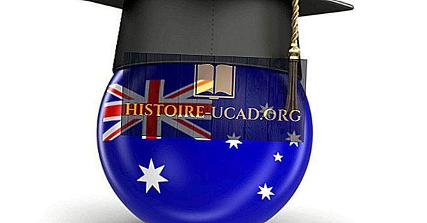 Kokio tipo švietimo sistema yra Australijoje?