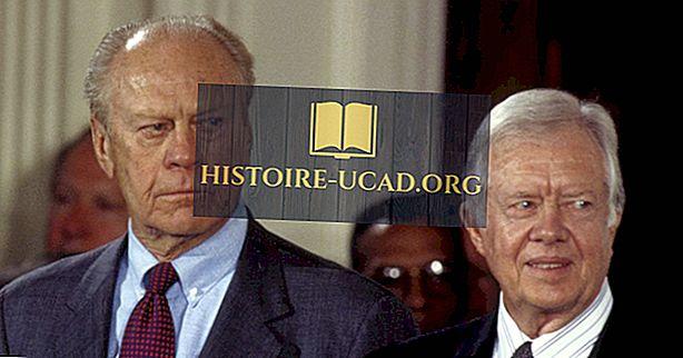 Gerald Ford - Yhdysvaltain presidentit historiassa