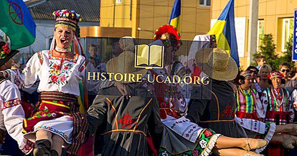 यूक्रेन की संस्कृति और परंपराएं