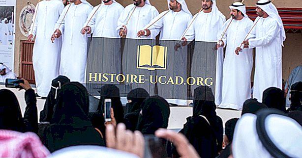 La cultura de Arabia Saudita