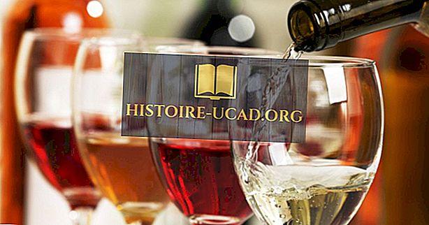 Která země pije nejvíce vína?