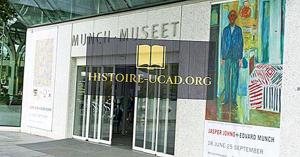 Berømte kunstnere: Edvard Munch