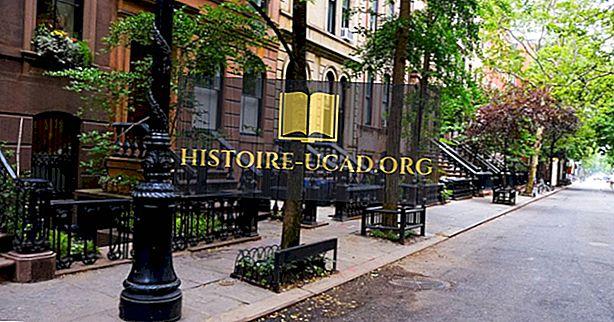 أفضل الأحياء في مدينة نيويورك
