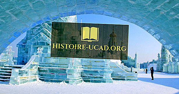 Hvad er Harbin Ice and Snow Festival?