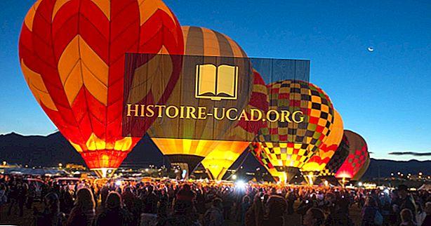 ¿Qué es la Fiesta Internacional de Globos de Albuquerque?
