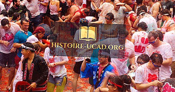 Какво е фестивалът La Tomatina?