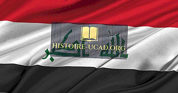 Katere jezike govorijo v Iraku?