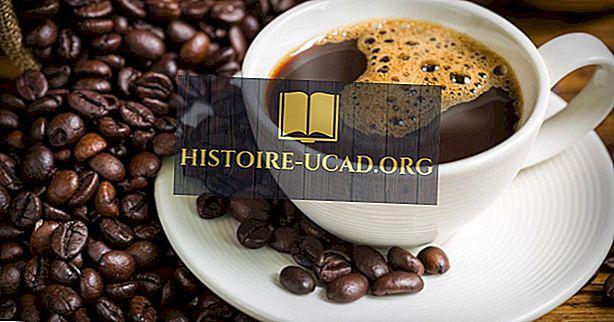 Top 10 naroda koji konzumiraju kavu