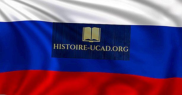 ما اللغات التي يتم التحدث بها في روسيا؟