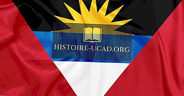 Katere jezike govorijo Antigva in Barbuda?