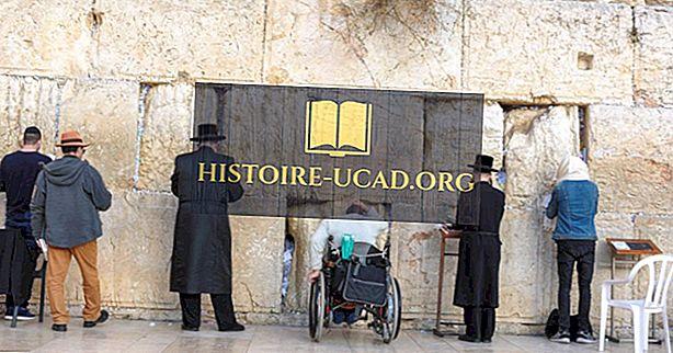 वर्ष 2050: 10 देशों को दुनिया में सबसे ज्यादा यहूदी आबादी होने का अनुमान है