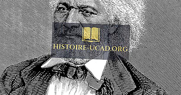 Frederick Doulass - Nhân vật quan trọng trong lịch sử Hoa Kỳ