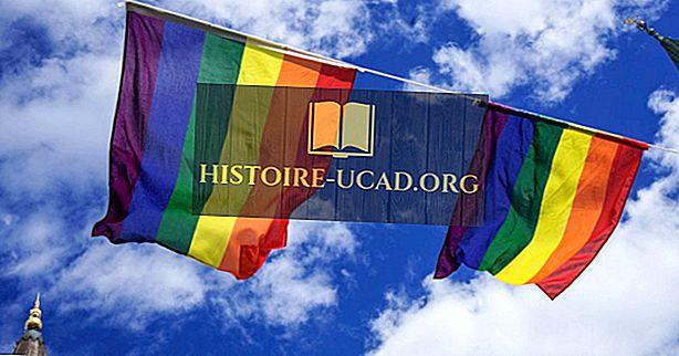 Os 10 Melhores Países para os Direitos LGBT