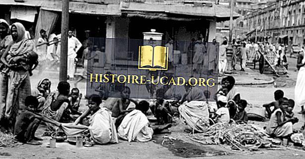 De Bengaalse hongersnood van 1943