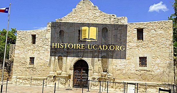 Čo bola Texasová revolúcia?