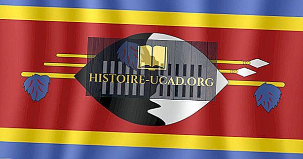 Ngôn ngữ nào được nói ở Swaziland?