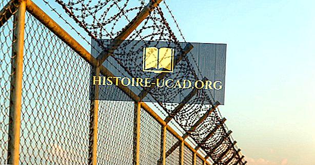 Največji zapori v Združenih državah