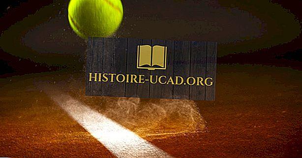 Kde vznikol tenis?