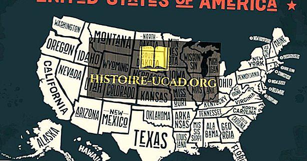 Combien y'a t-il d'états aux États Unis?