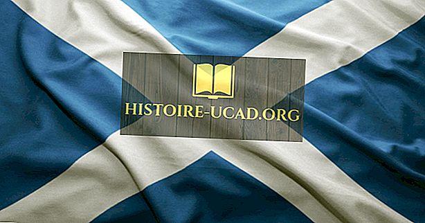 Er Skotland et land?