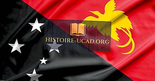 На каких языках говорят в Папуа-Новой Гвинее?