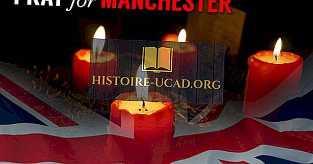 Serangan Teror yang Mematikan di Inggris pada abad ke-21