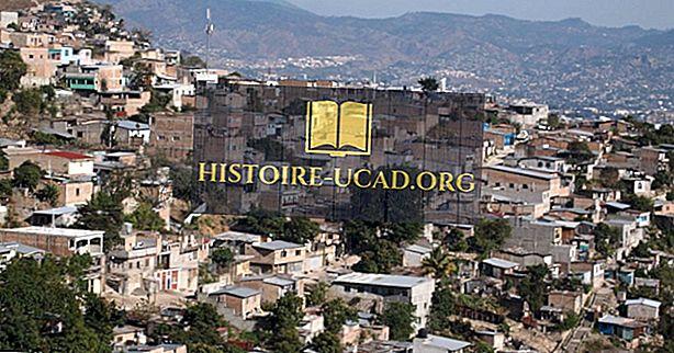 Welke talen worden gesproken in Honduras?