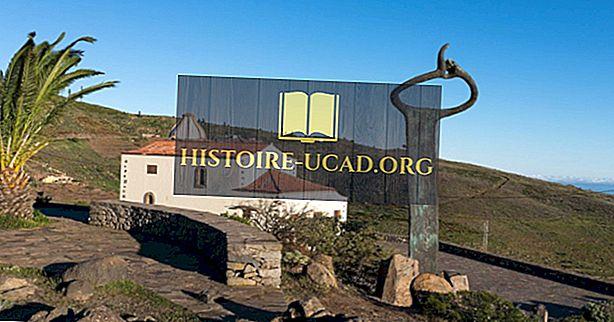 Tahukah Anda tentang Bahasa Peluit di Kepulauan Canary?