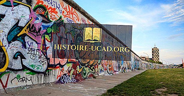 Kodėl buvo pastatyta Berlyno siena?