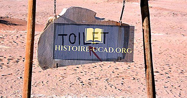 Χώρες με τις ελάχιστες τουαλέτες ανά κεφαλή