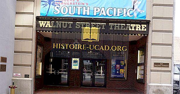 Katera je najstarejša operacijska dvorana v Združenih državah?